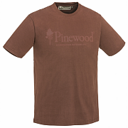 Triko Pinewood Outdoor Life 5445 D. Copper vel. XXL
